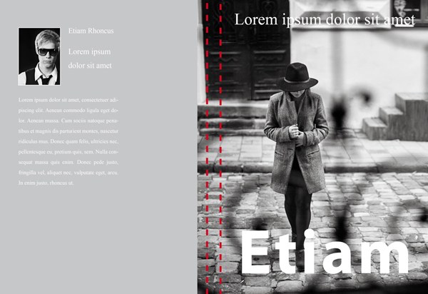 design bookcover | Madina Bold