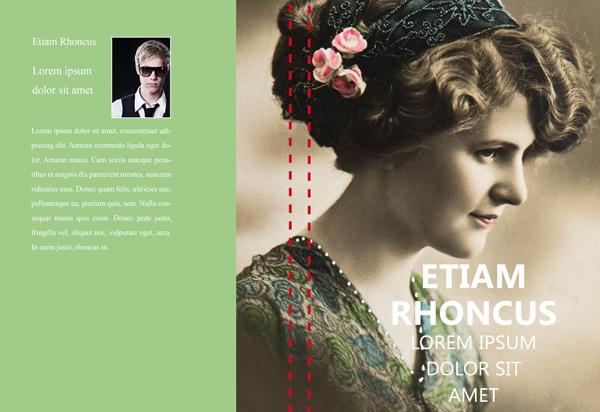 design bookcover | Madina Vintage