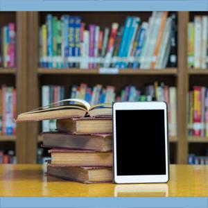 ebook in de bibliotheek