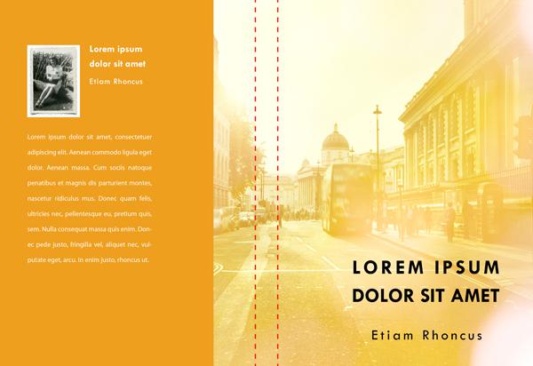 design bookcover | Madina boho