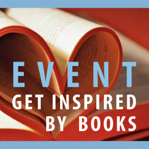 EVENT | get inspired by books