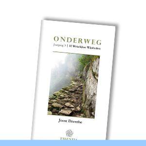 ONDERWEG | Wekelijkse Wijsheid van Joost Drenthe