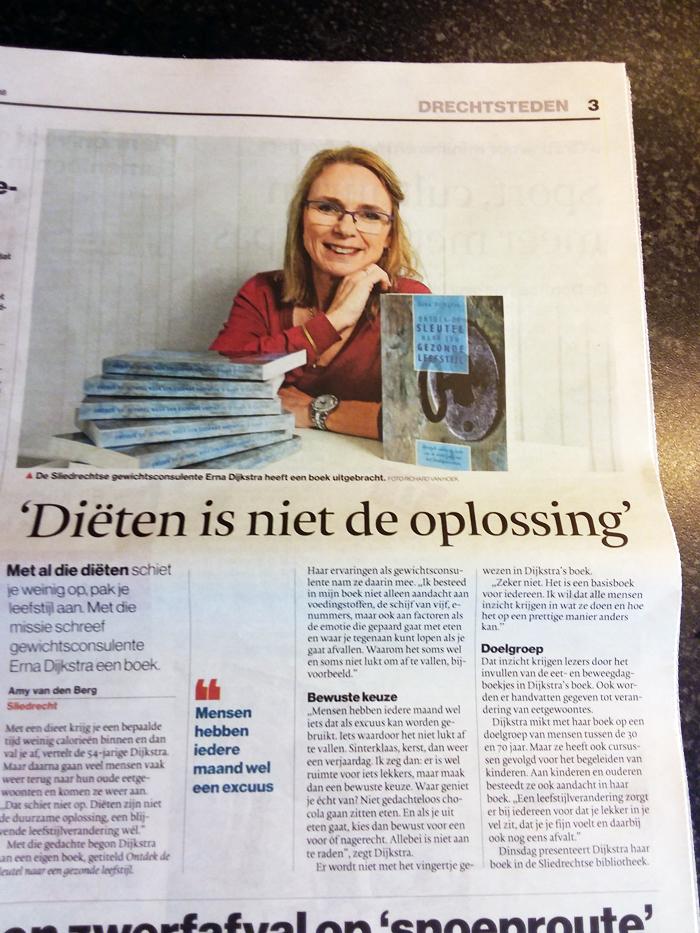 IN DE RKANT | Erna Dijkstra